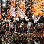 Michigan choir gets golden buzzer on America's Got Talent and brings Terry Crews to tears